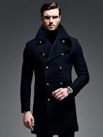 Erkek palto modeli