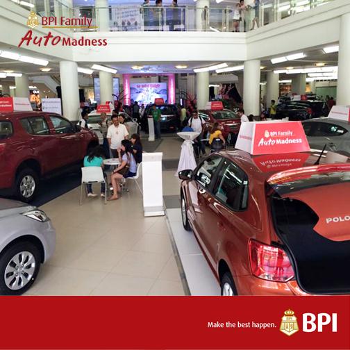 A Cebu Events Blog: BPI Auto Loan With Low