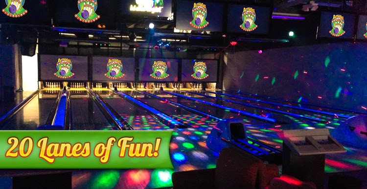 Take Time for Today: Arnold's Family Fun Center in