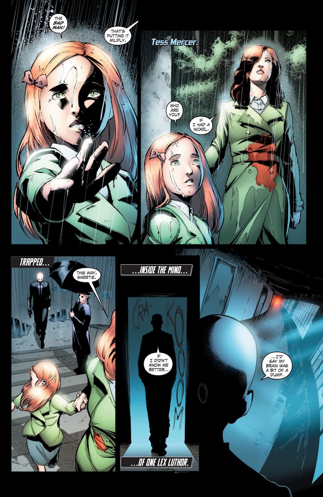 Read online Smallville Season 11 [II] comic -  Issue # TPB 3 - 8