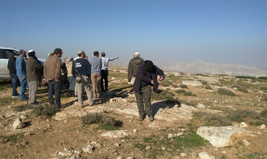 A Supreme Court Case About Land in Samaria: The village, Amona
