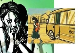 girl sexually abused by school van driver