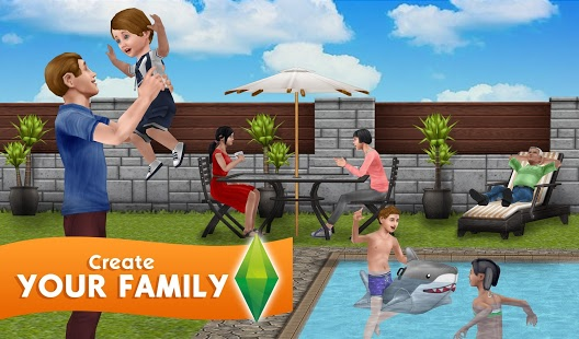 The Sims FreePlay Mod Apk v5.21.0