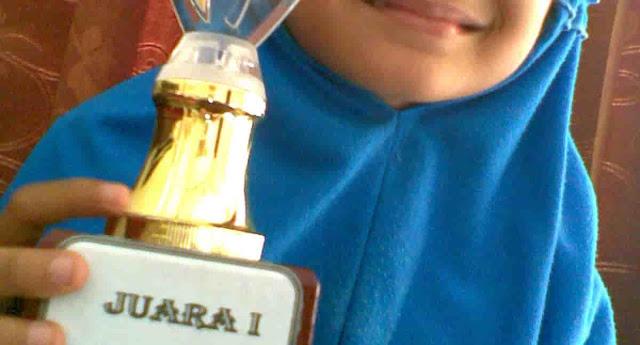juara satu di kelas