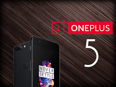 OnePlus 5 is Here : First Look of the OnePlus 5 is here