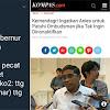 Kemendagri Ancam Nonaktifkan Gubernur DKI? Ini Tanggapan Cadas Hidayat Nur Wahid