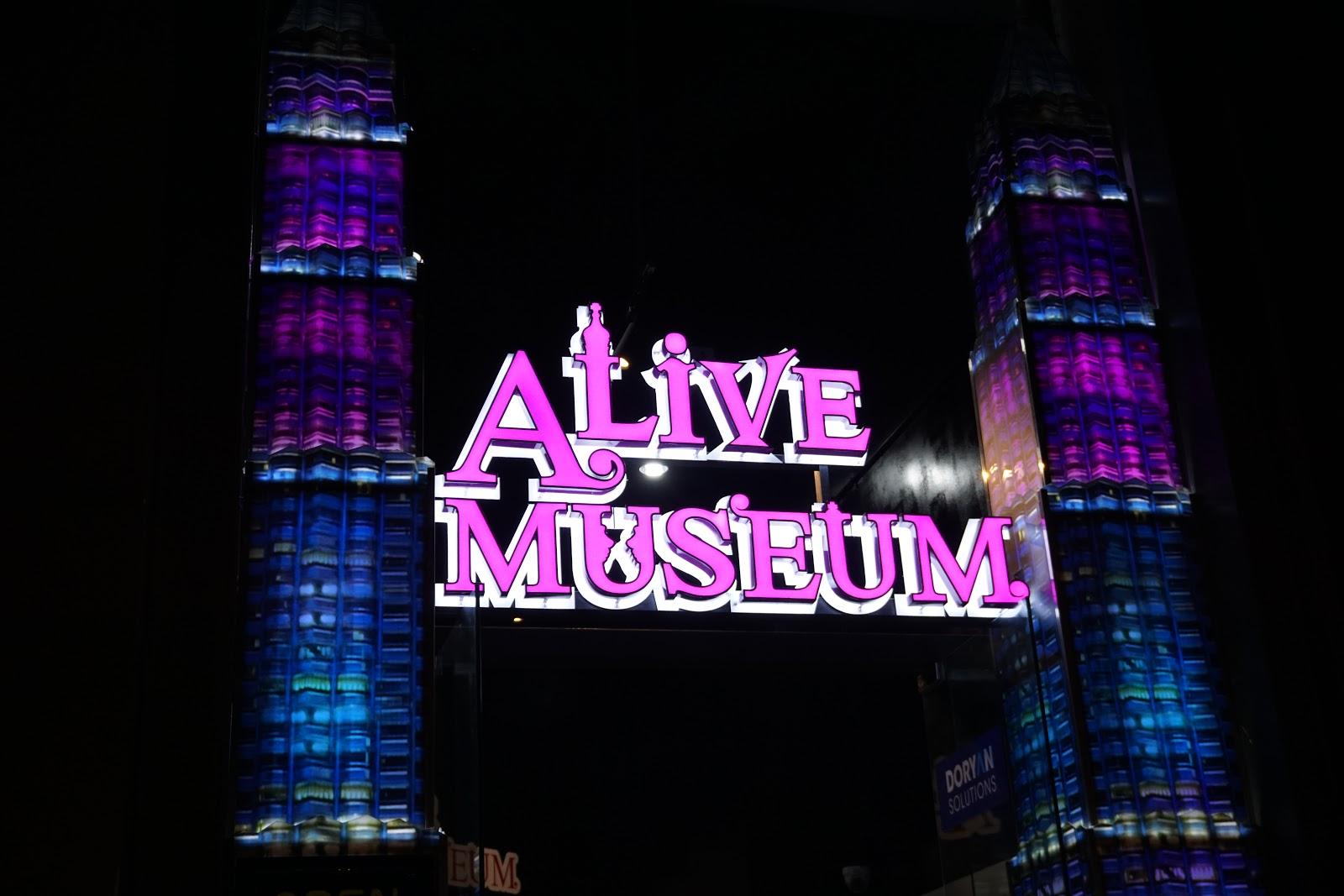 ALIVE MUSEUM GENTING