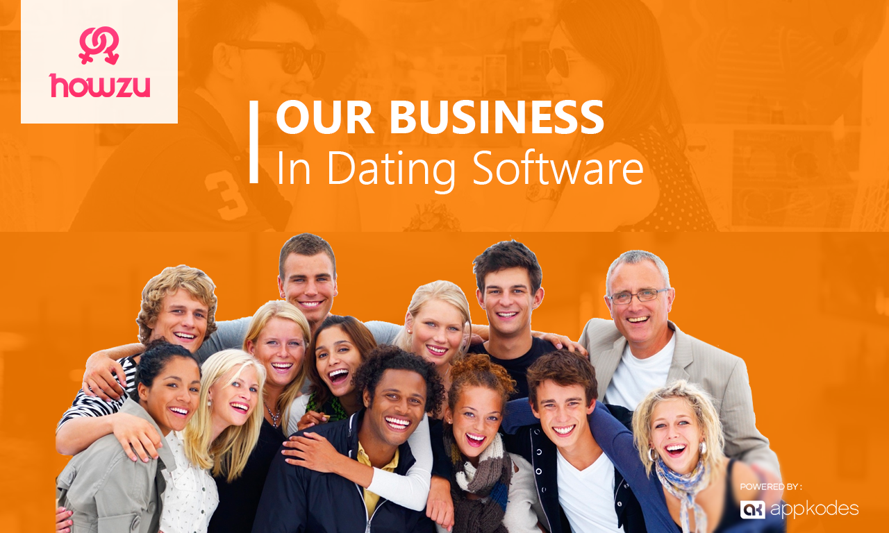 Business dating software