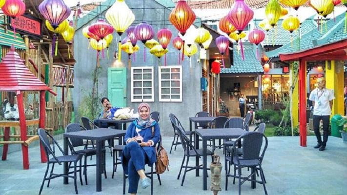 Lokasi Chinatown Bandung Tempat Hunting Kuliner Dan Foto Unik