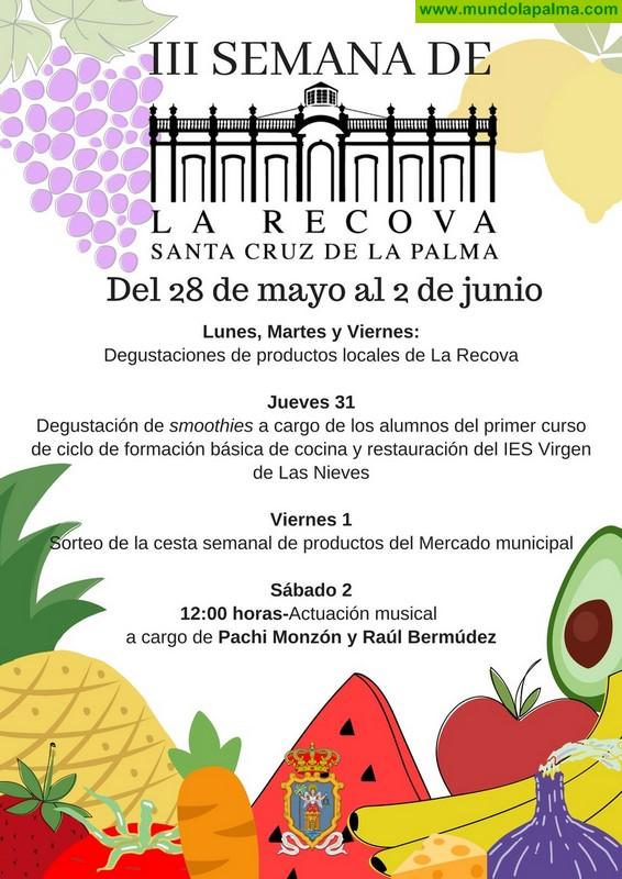 La Semana de La Recova pone el foco en la cercanía del comercio local y los productos del mercado municipal