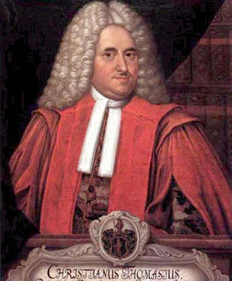 Christian Thomasius y Teoria del Derecho