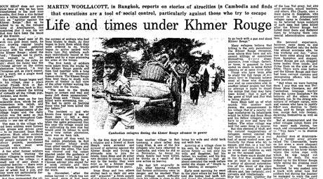 3 anos, 8 meses e 20 dias de INFERNO: os KHMERS VERMELHOS no poder | Cambodja