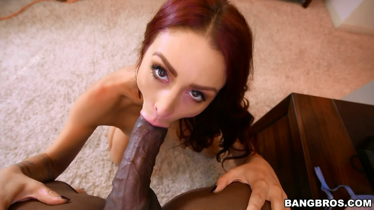Monique Alexander Interracial 11