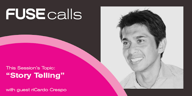 Storytelling and Branding with riCardo Crespo