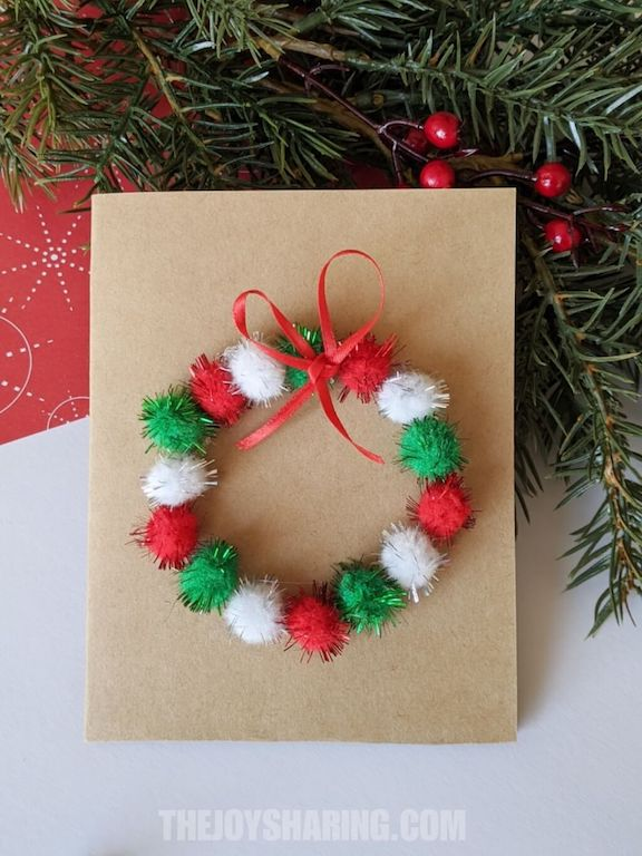 Children's Christmas Card Tutorial