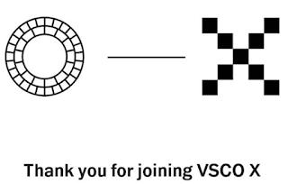 aplikasi edit foto VSCO x