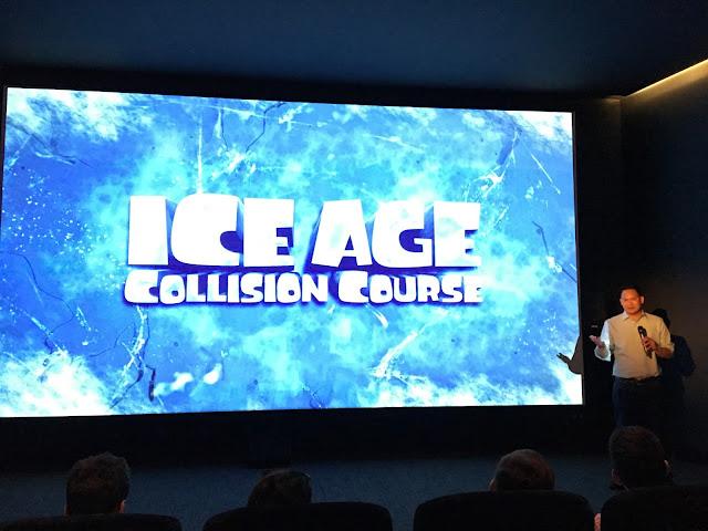 Acudimos al evento 'Ice Age in París' con motivo del estreno de 'Ice Age: El gran cataclismo'