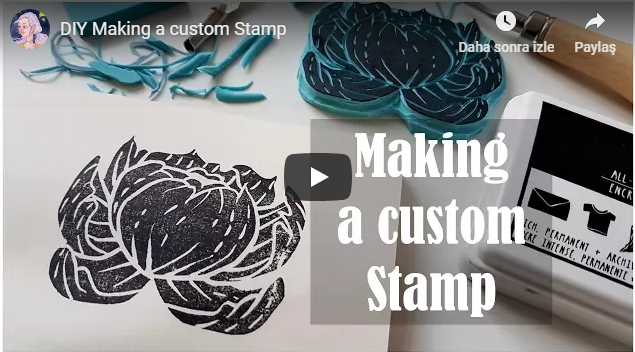 making rubber stamp