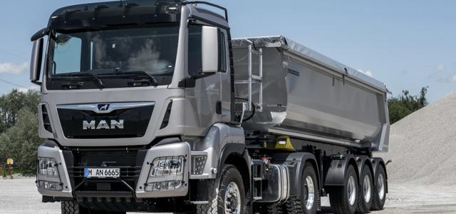 грузовики МАН