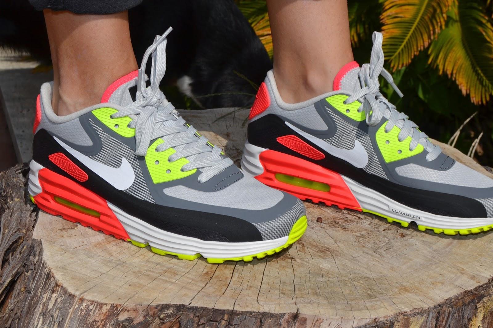 Rabatt Syriously in Fashion: Nike Air Max 90 Lunar WR