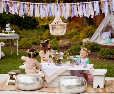 Plan the Best Spring Birthday Party With These Colorful Ideas!
