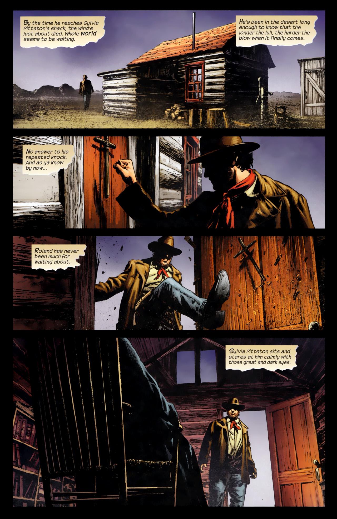 Read online Dark Tower: The Gunslinger - The Battle of Tull comic -  Issue #4 - 12