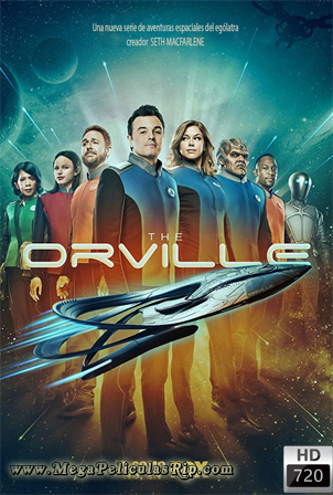 The Orville Temporada 1 [720p] [Latino] [MEGA]
