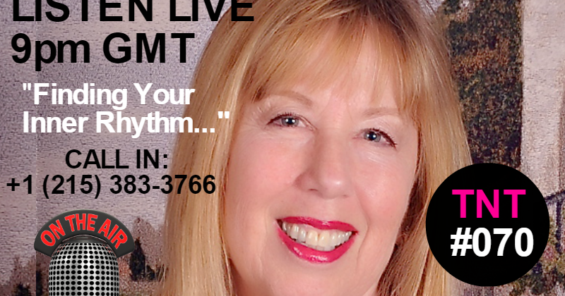 thenakedtalk finding your inner rhythm guest sherry brier
