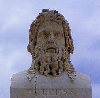 Πυθέας ο Μασσαλιώτης: Ο Αρχαίος Έλληνας θαλασσοπόρος που εξερεύνησε τις Υπερβόρειες Θάλασσες.