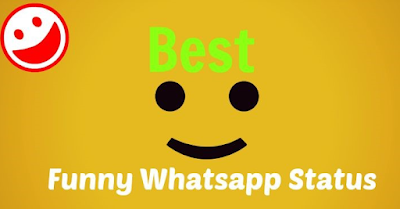 Whatsapp Status about Being funny