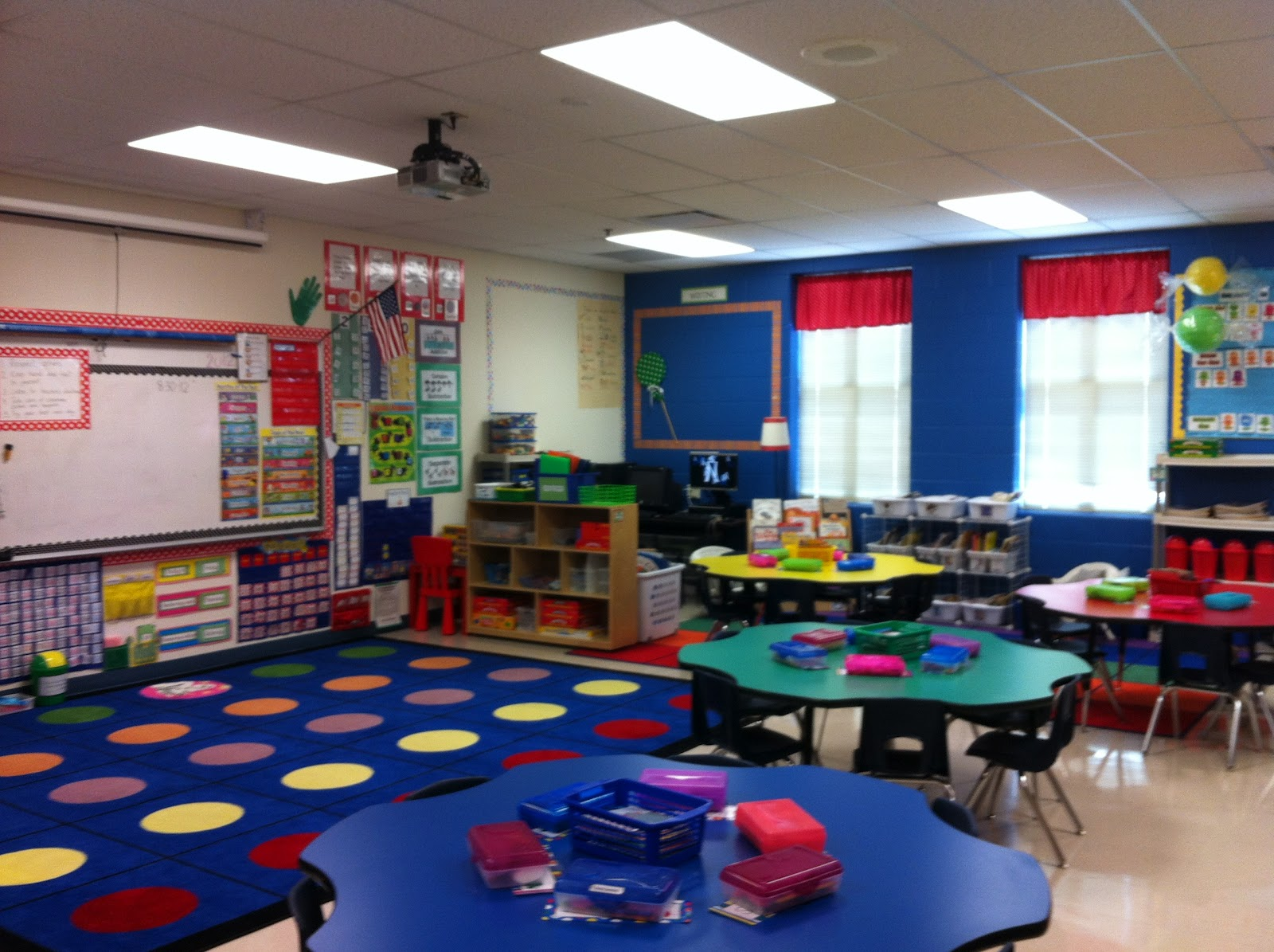 Kindergarten Classroom: Rulers And Recess: Kindergarten Classroom Tour