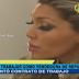 Gabriela Zapata busca trabajar como vendedora de repuestos