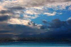 Ein Himmel wie ein Meer...