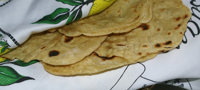 Home made tortillas - A Green and Rosie Life