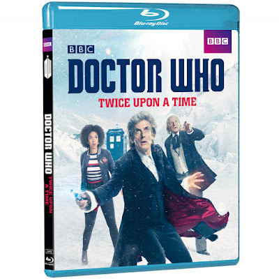 Dr Who Twice Upon A Time: Blu Ray Review
