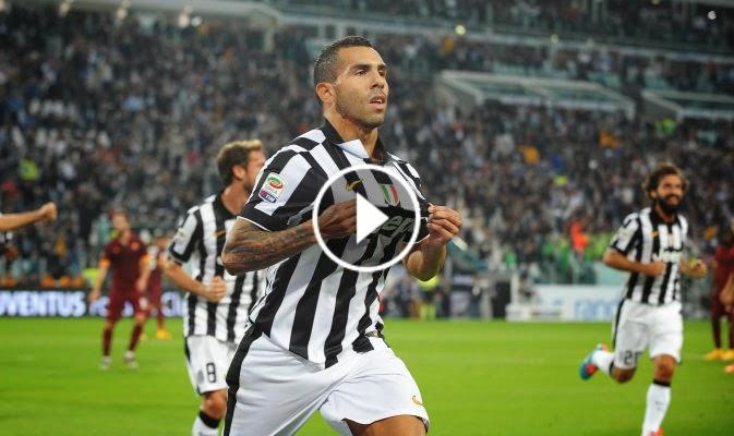 Palermo-JUVENTUS in diretta streaming su Sky