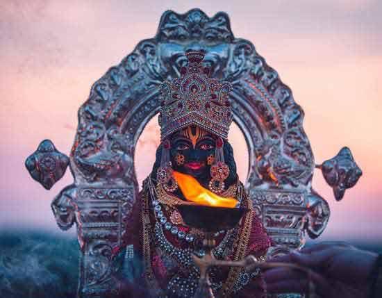 Reason for Goddess Kali Worship during Diwali