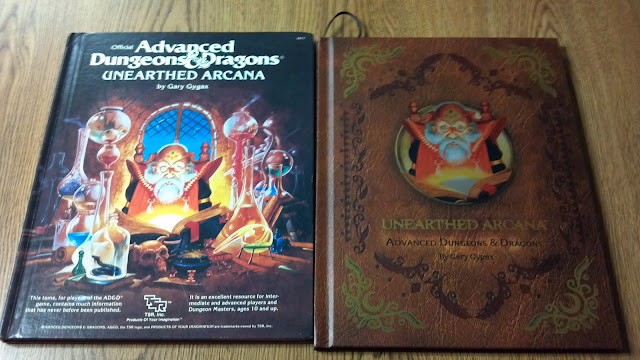 The Other Side blog: Unearthed Arcana