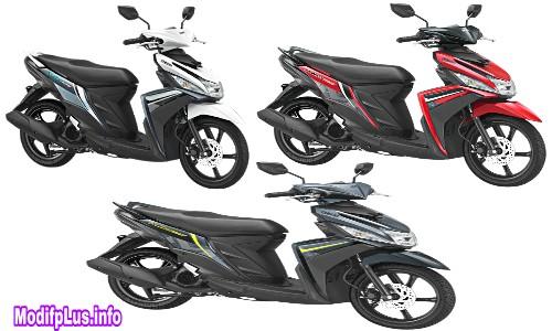 Harga Motor Yamaha Mio M3 Terbaru