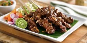 Resep Sate Daging Kambing Bakar Bumbu Kecap Yang Enak, Empuk Dan Mudah