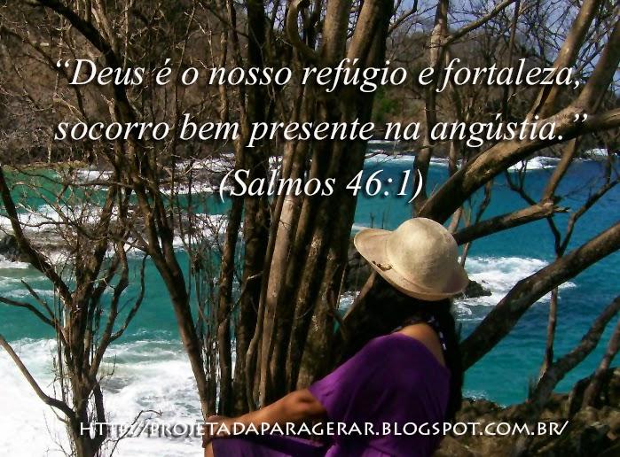 """O Meu Deus E Mais: Meu Sonho Mais Lindo: """"Deus é O Nosso Refúgio E Fortaleza"""""""