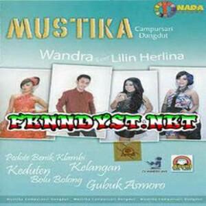 Mustika Campursari Dangdut (2015) Album cover