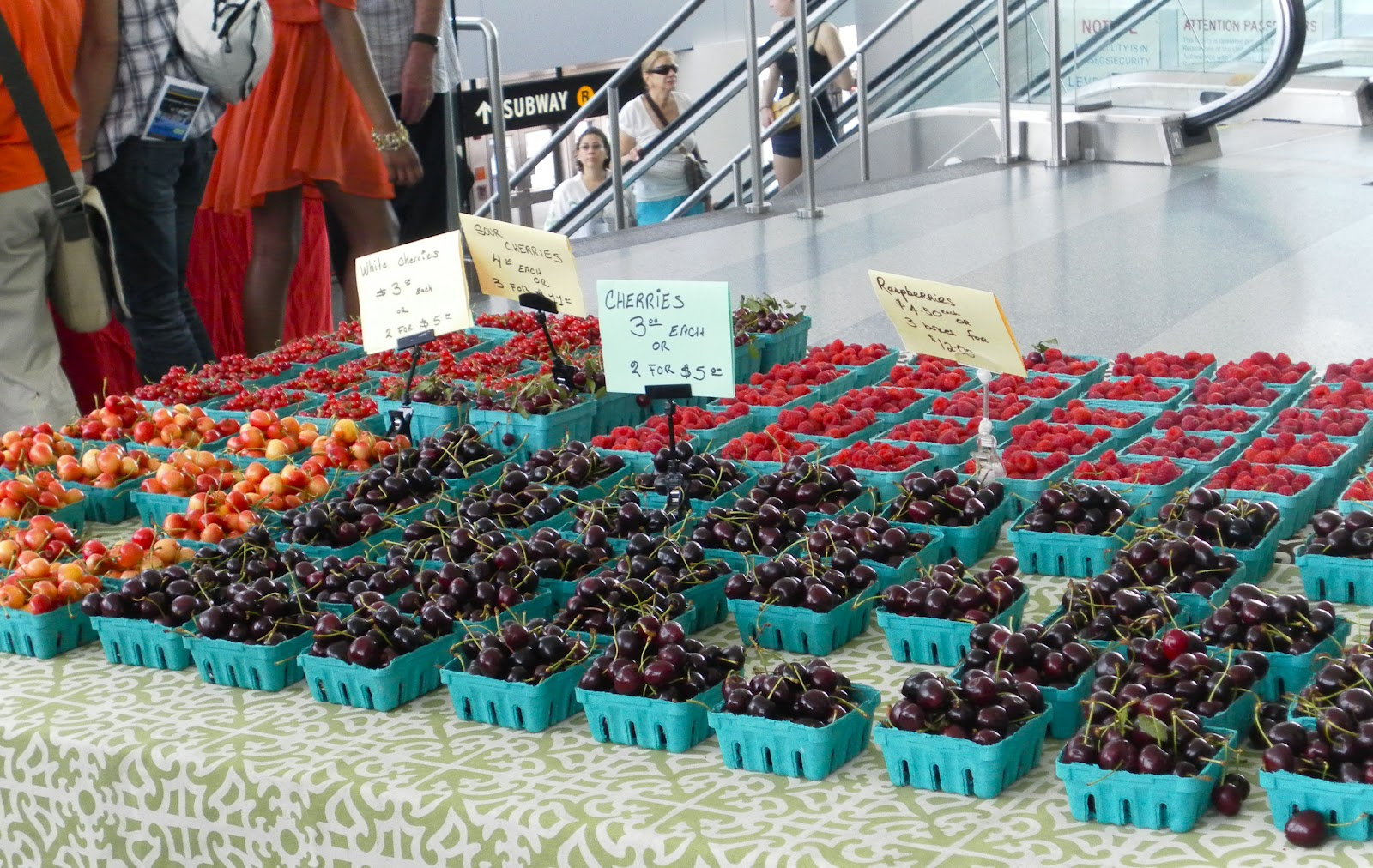 Saturdays with Maggy: Sustainable Sunday: NYC Farmer's Markets