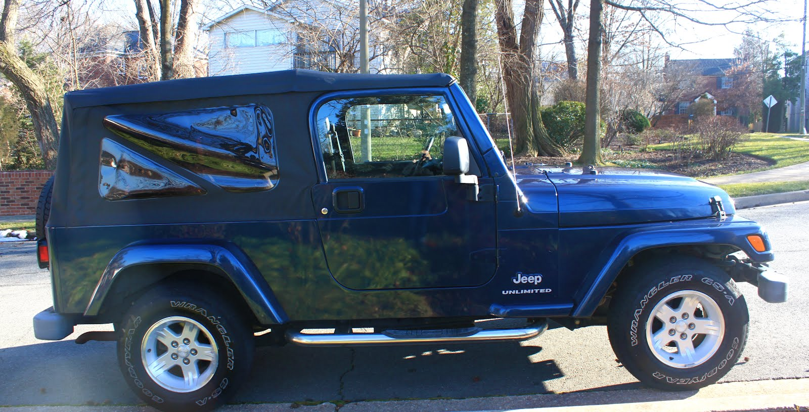 Power Steering Problems >> For Sale: 2005 Jeep Wrangler Unlimited