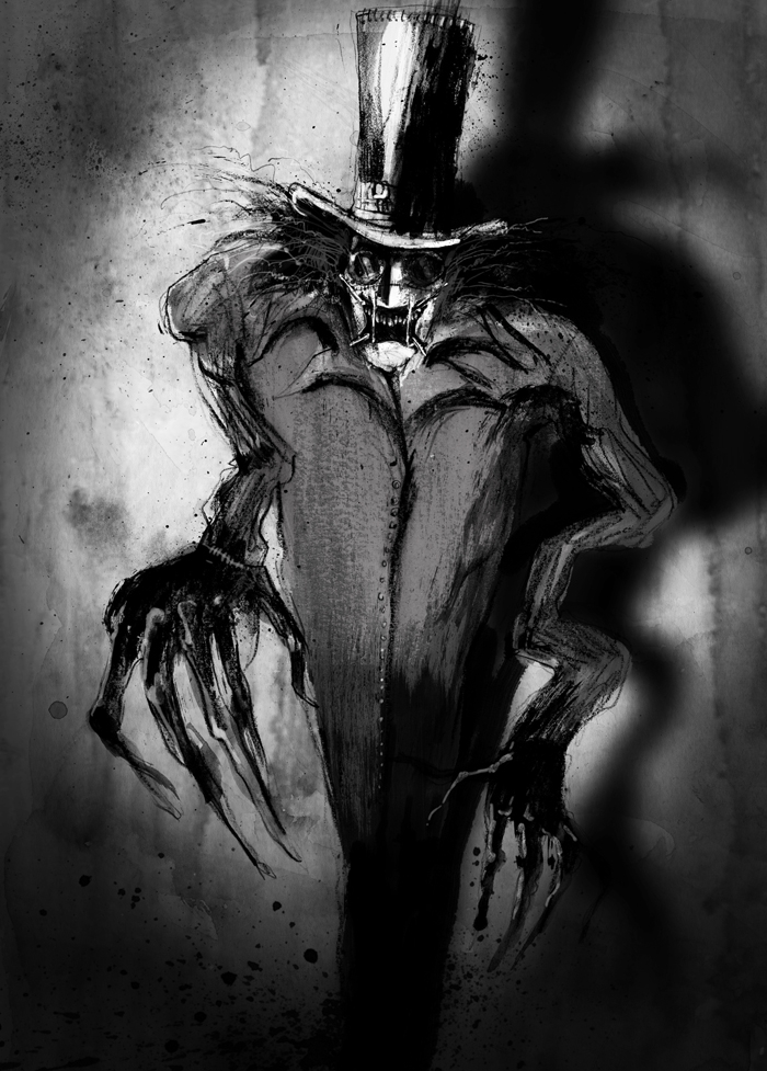 Mister Babadook o Mister Babadook Pinterest Horror and Movie - monster resume review
