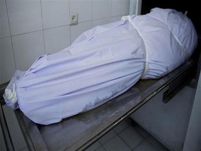جثة شاب تم  العثورعليها طافية بترعة الابراهيمية بأسيوط