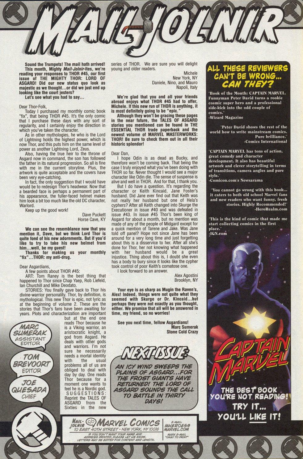 Thor (1998) Issue #47 #48 - English 23