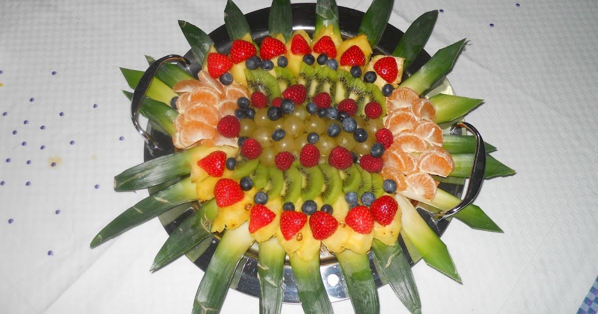 Cucinare a modo mio tagliata di frutta for Cucinare tagliata
