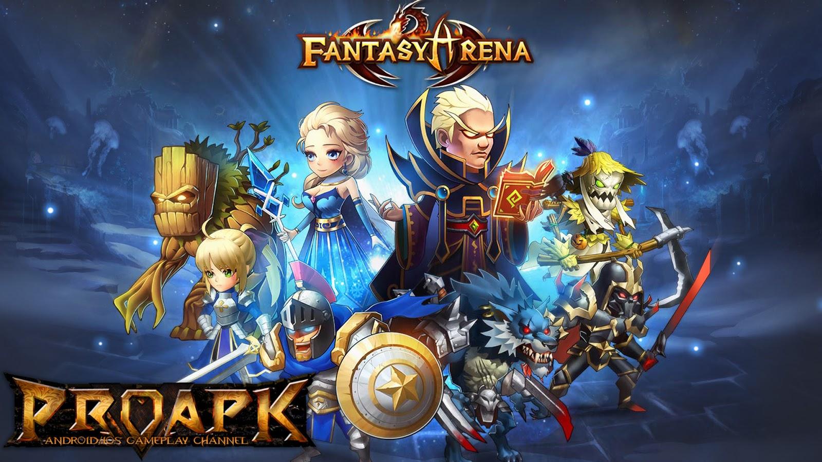 FantasyArena