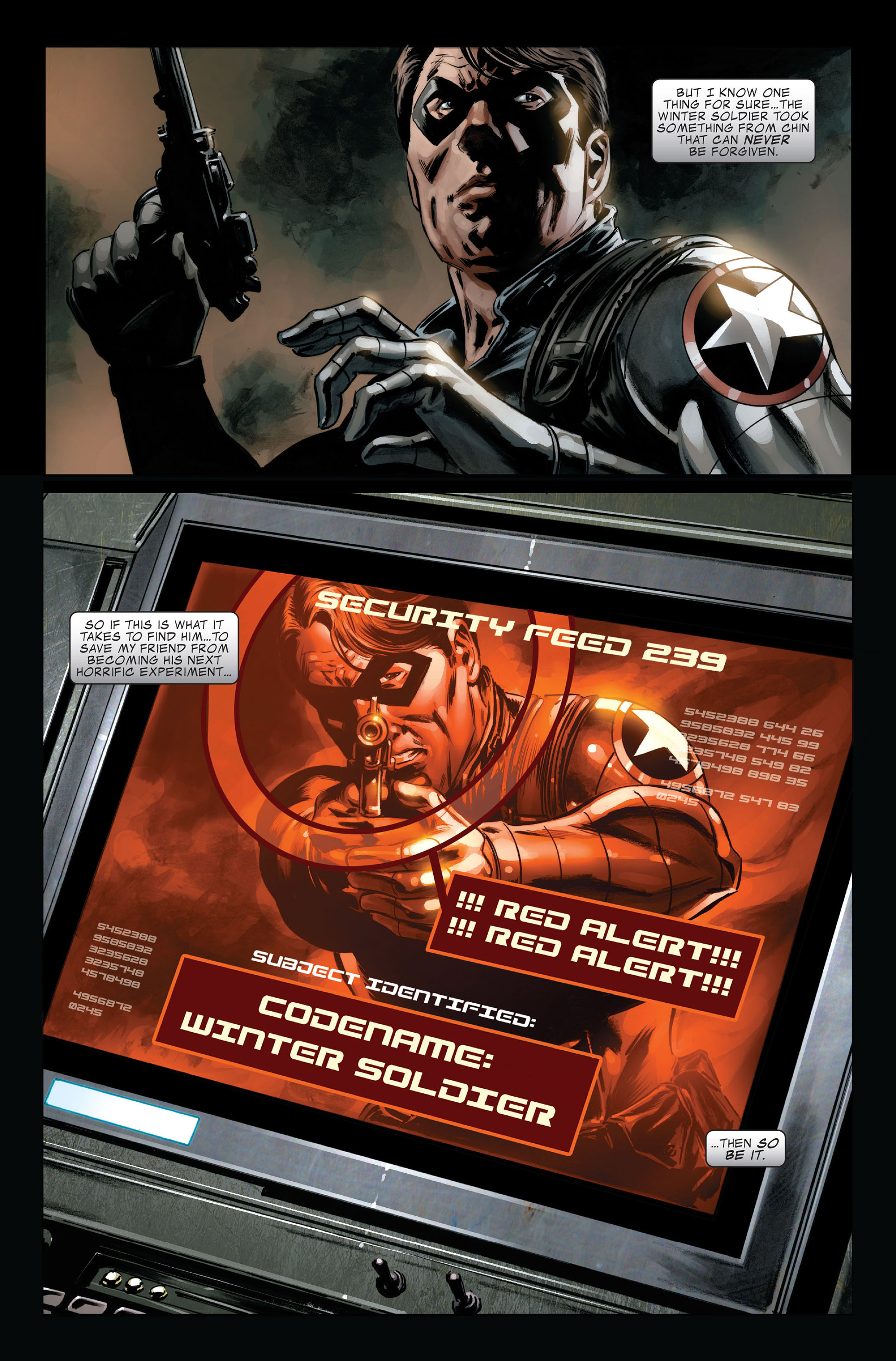 Read online Captain America (2005) comic -  Issue #46 - 23